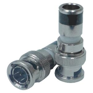 CONNECTOR COMPRESSION BNC MALE RG59