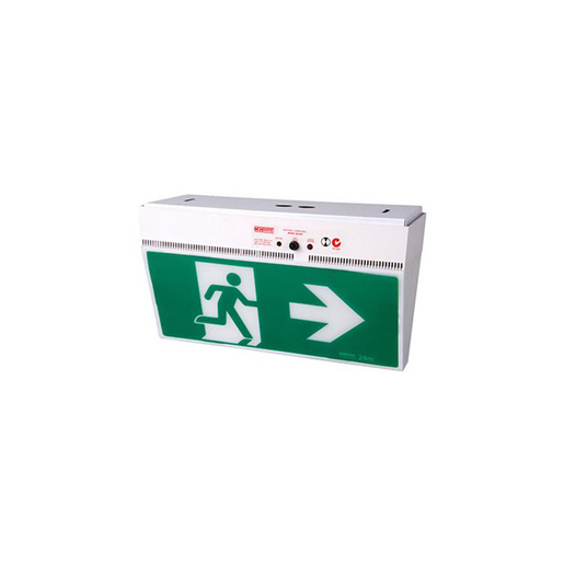 EXIT LIGHT 10W SUSTAINED BODY ONLY