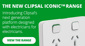 The new Clipsal Iconic range