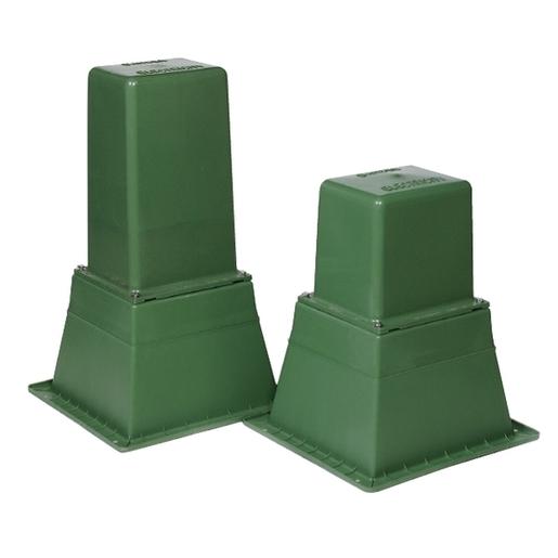 Pillar Box Tall Turret 550x230x295mm Cable Pits
