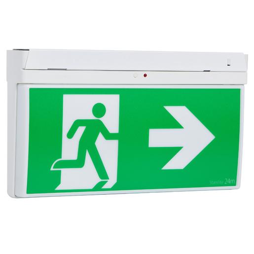 Exit Light Led Quickfit Standard Picto Exit Light