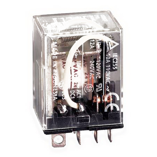 RELAY OMRON LY2N 110VAC DPDT 10A | CNW Electrical Wholesale on