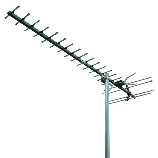 antenna uhf 4g filter 18 element