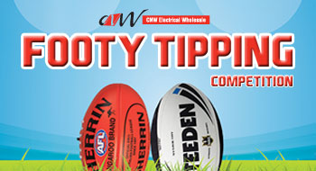 Footy Tipping 2016 now open