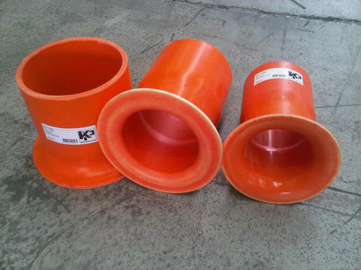 Coupling 100mm Hd Bellmouth Cnw Electrical Wholesale