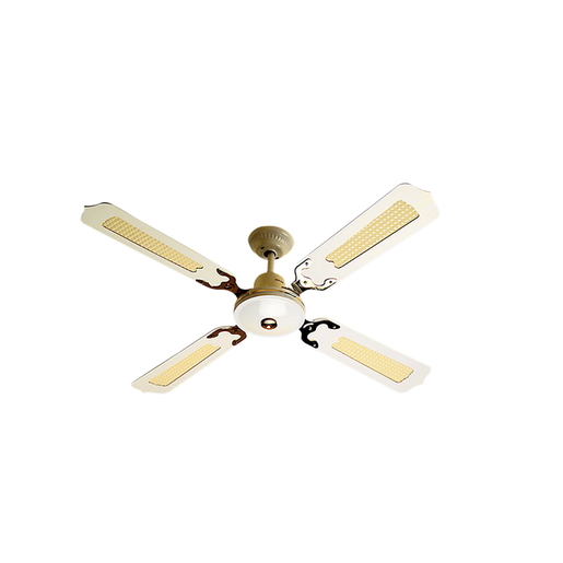 Ceiling fan 4 blade rattan white pwired ceiling fans heating ceiling fan 4 blade rattan white pwired mozeypictures Images