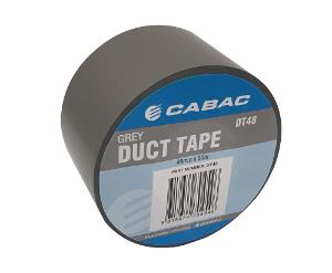 DUCT TAPE TAPE GREY 30M ROLL 48MM WIDE