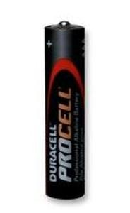 BATTERY PROCELL BATTERY 1.5V AAA