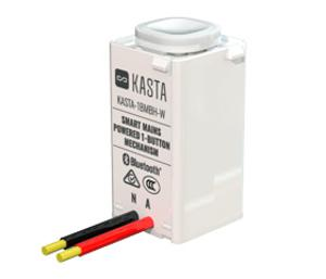 KASTA SMART MAINS POWERED 1BUTTON REMOTE