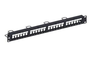 24P UTP PATCH PANEL 19IN IRU FUSH UNLOAD