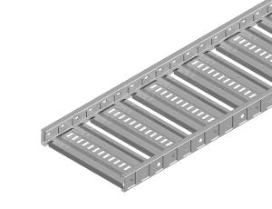 LADDER TRAY LT3 600MM 3MTR GALVANISED