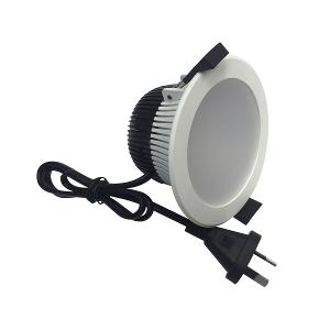 ALL-IN-1 LED D/L 10W DIMMABLE W THERMOPL