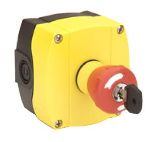 STOP STATION EMERGENCY 40MM KEY 1NC