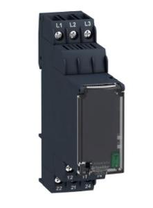 3 PHASE CONTROL RELAY RM22-TG - RANGE 18