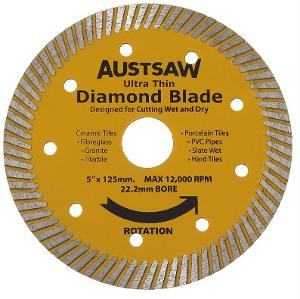 AUSTSAW 125MM 5IN DIAMOND BLADE ULTRA TH