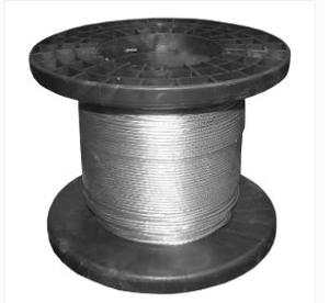 CATENARY WIRE 7/.090X180M WOOD DRUM