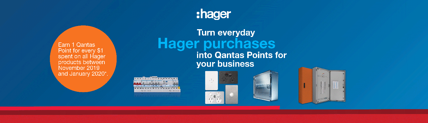 Hager Promotion