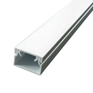 DUCT MINI 25MMX16MMX4MTR WHITE