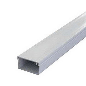 DUCT MINI 40MMX25MMX4MTR WHITE