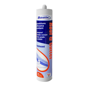 SILICONE SEALANT ROOF/GUTTER WHITE 300ML