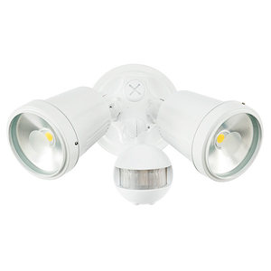 SENSOR LIGHT 2X11W LED 4200K WHITE
