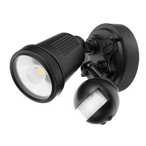 HUNTER III 11W LED SINGLE SENSOR FLOOD B