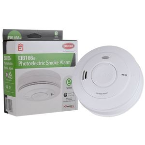 SMOKE DETECTOR 230VAC FIXED NON-REPLACE