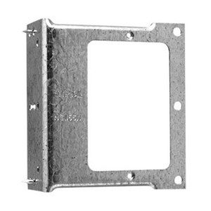 BRACKET 1G STD PTN VERTICAL W/NAILS