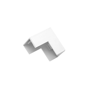 ELBOW EXTERNAL DUCT 25X16 WHITE