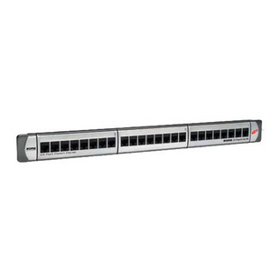 PATCH PANEL 24PORT CAT5E UTP