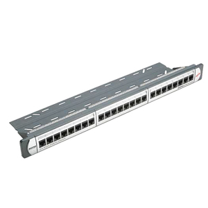 PATCH PANEL 24PORT CAT6 UTP