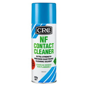 AEROSOL CRC 400 GRAM NF CONTACT CLEAN