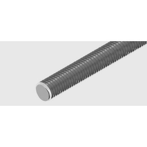 THREADED ROD M10 3MTRS ZINC