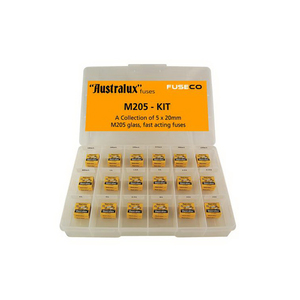 FUSE M205 FAST FUSE ASSORTED K