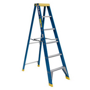 LADDER F/G SGL SIDED STEP 3.6MTRS 150KG