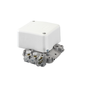 JUNCTION BOX 4X40A CONNS 68X68X38MM