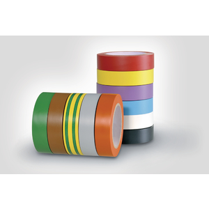 INSUL/TAPE RBW PACK 0.15X19MM 20M 10PK