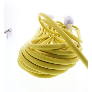 EXTENSION LEAD 10MTR 10A H/DUTY YELLOW