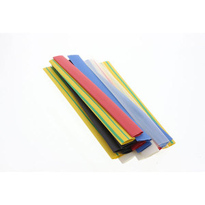 HEATSHRINK 6.4MM THIN WALL BLUE