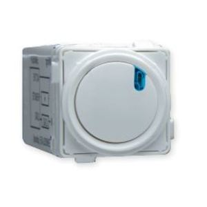 E-MEC DIMMER 400VA 2W PUSH BUTTON WHITE