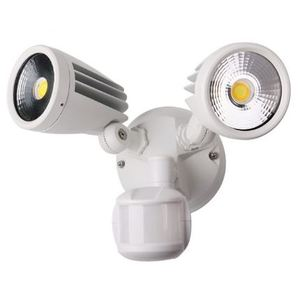 FORTRESS II LED FLOOD LIGHT OUTDOOR DOUB