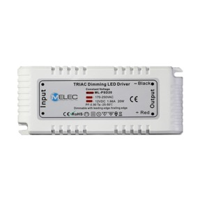 DRIVER LED 20W ELECTRONIC DIMMABLE