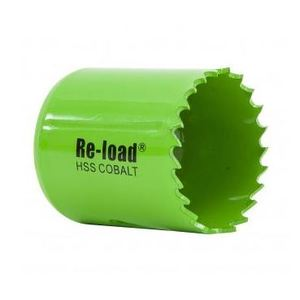 HOLESAW RELOAD HI-FLEX BI-METAL 25MM