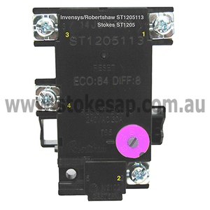 THERMOSTAT SURFACE 60C-80C ECO