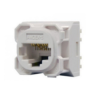 DATA OUTLET CLIP IN MECHANISM CAT 6