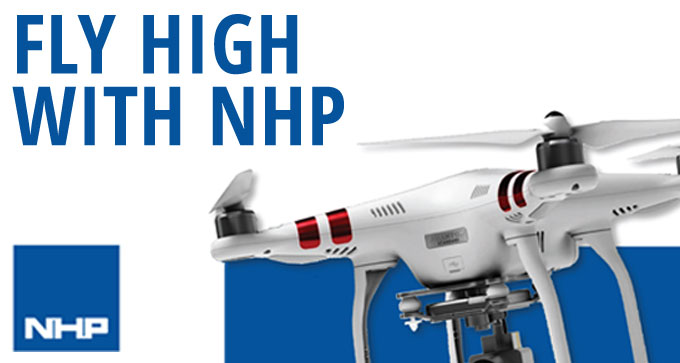 NHP Drone Promo